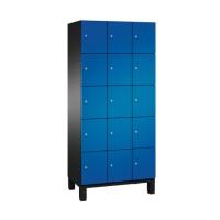 CAMBIO Lockerkast met 15 lockers (3x5)