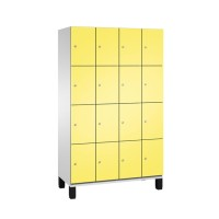 CAMBIO Lockerkast met 16 lockers (4x4)