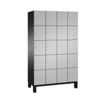 CAMBIO Lockerkast met 20 lockers (4x5)
