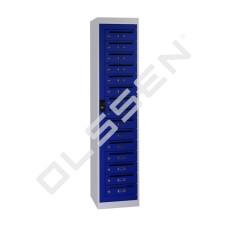 BASIC Postvakkenkast met 15 Lockers